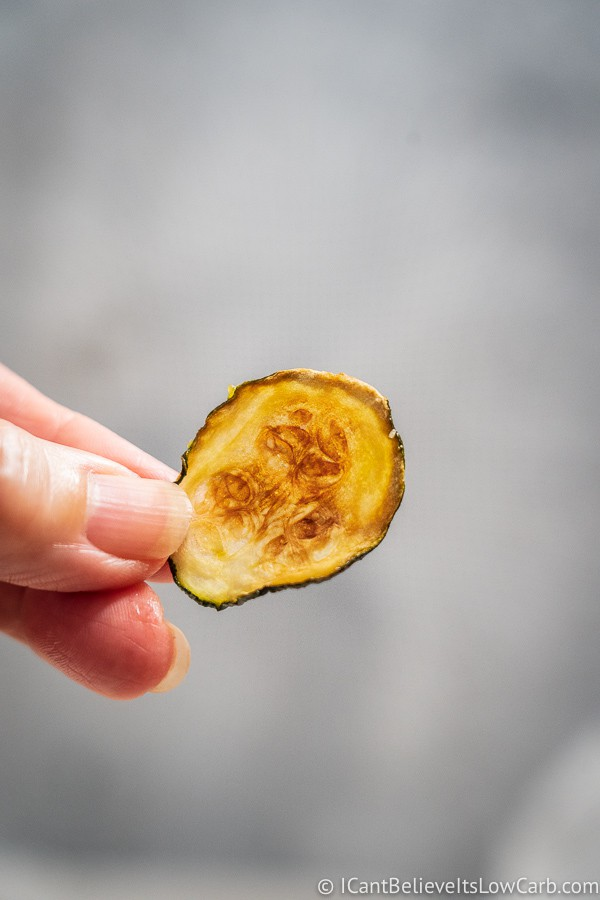 Best baked Zucchini Chips