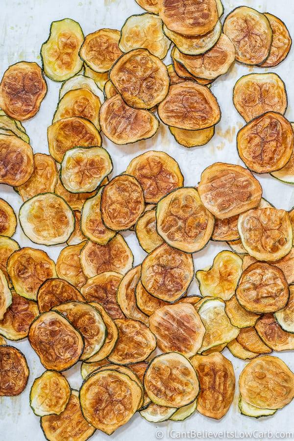 Best Zucchini Chips recipe