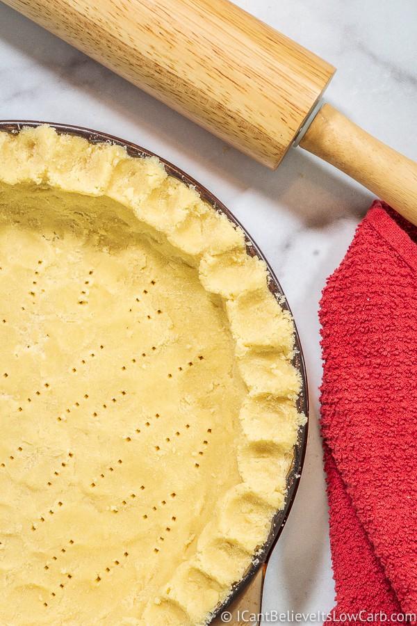 raw pie crust with Coconut Flour