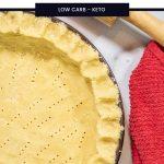 Keto Coconut Flour Pie Crust Pinterest