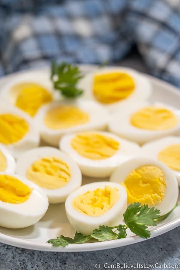 Best Hard Boiled Eggs