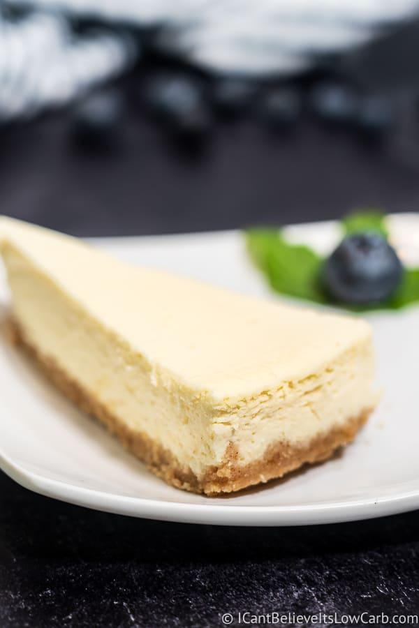 almond flour crust cheesecake recipe