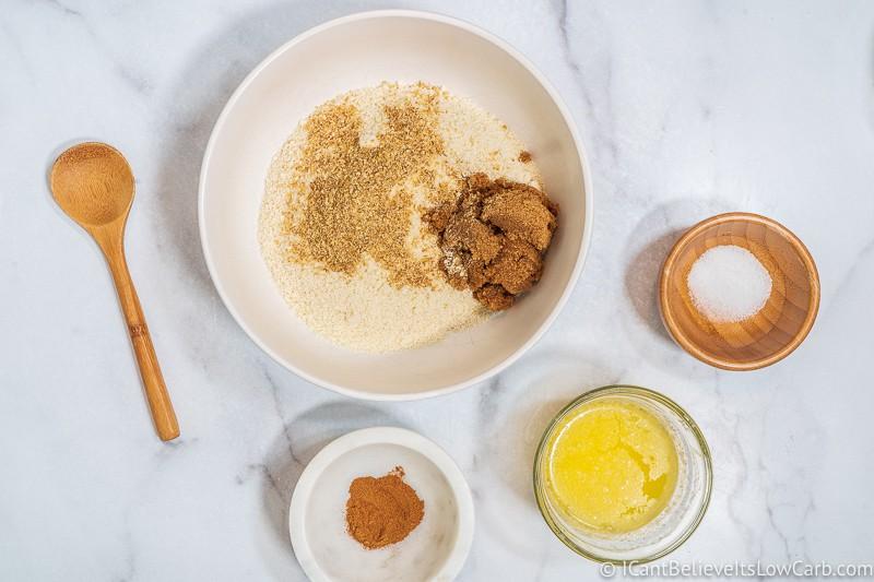 Swerve Brown Sugar for Keto Cheesecake