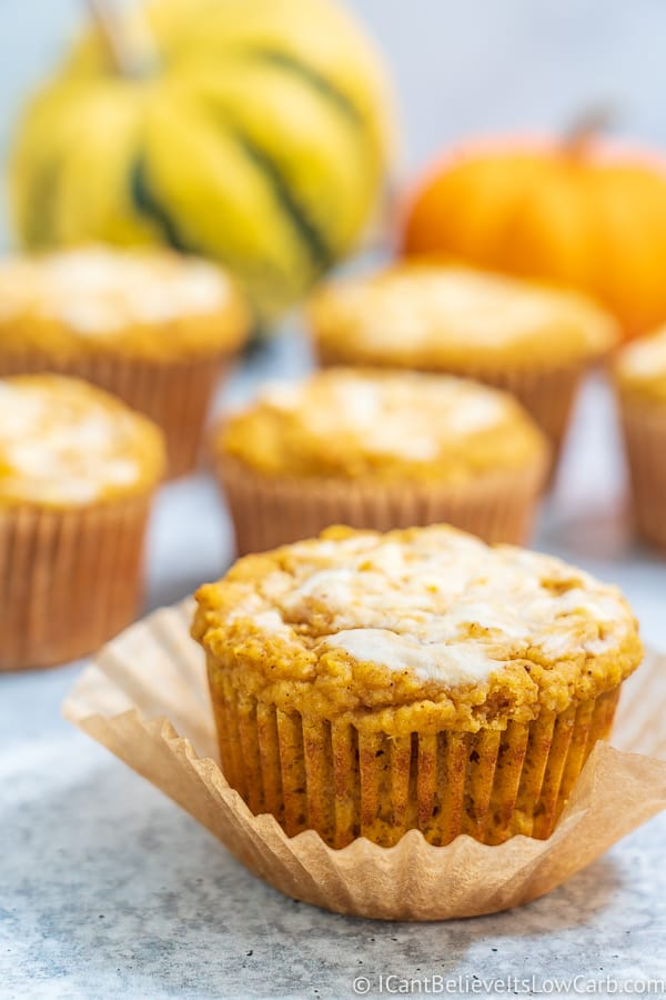 best almond flour pumpkin muffins recipe