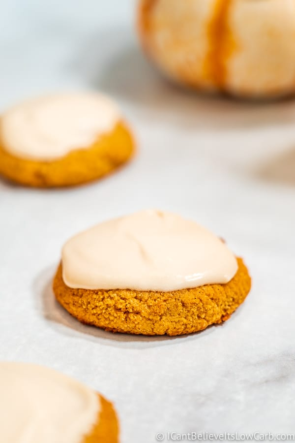 Keto Pumpkin Cookies Recipe