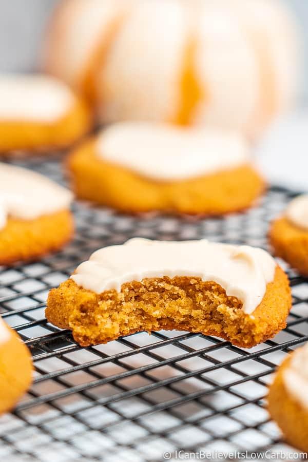 Best Low Carb Pumpkin Cookies