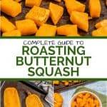 Roasted Butternut Squash guide