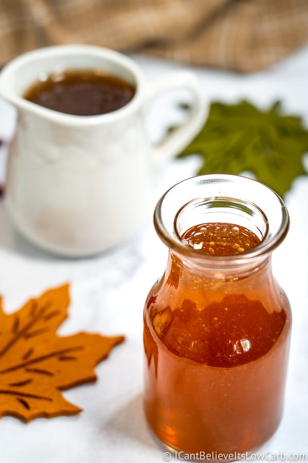 Best Keto Syrup