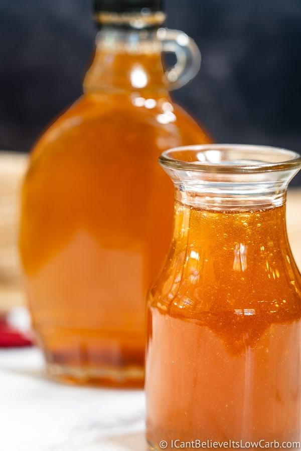 Sugar-Free Maple Syrup