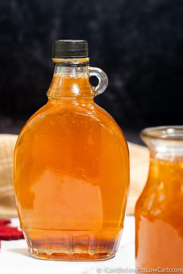Best Sugar-Free Maple Syrup