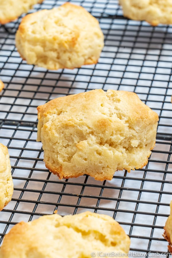 Low Carb Biscuit Recipe