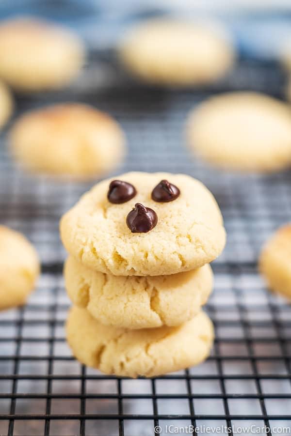 Best Keto Cream Cheese Cookies