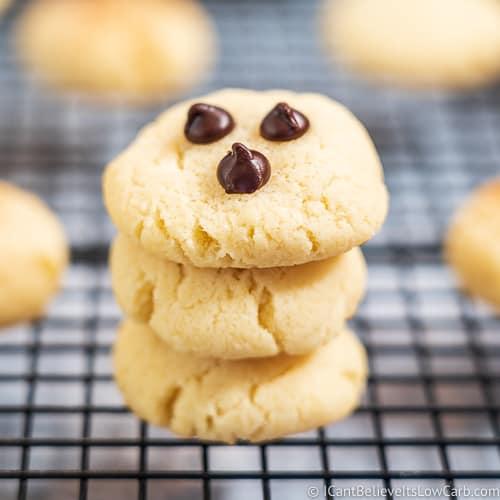 Keto Cream Cheese Cookies recipe