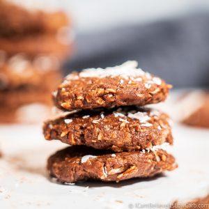 Keto No Bake Cookies feature