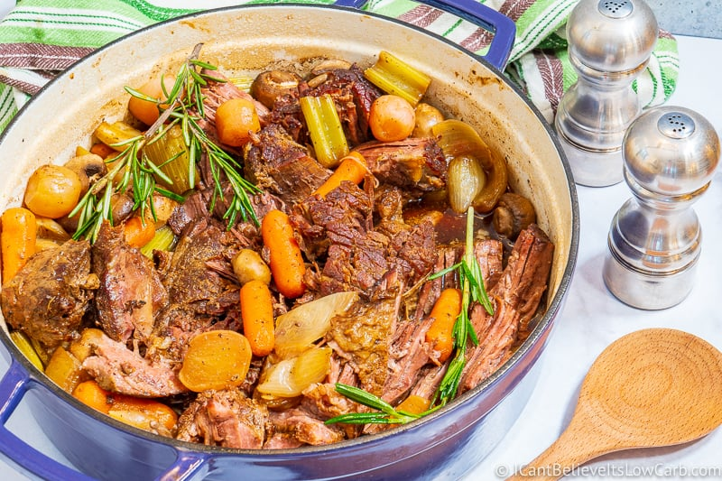 How to Make Keto Pot Roast