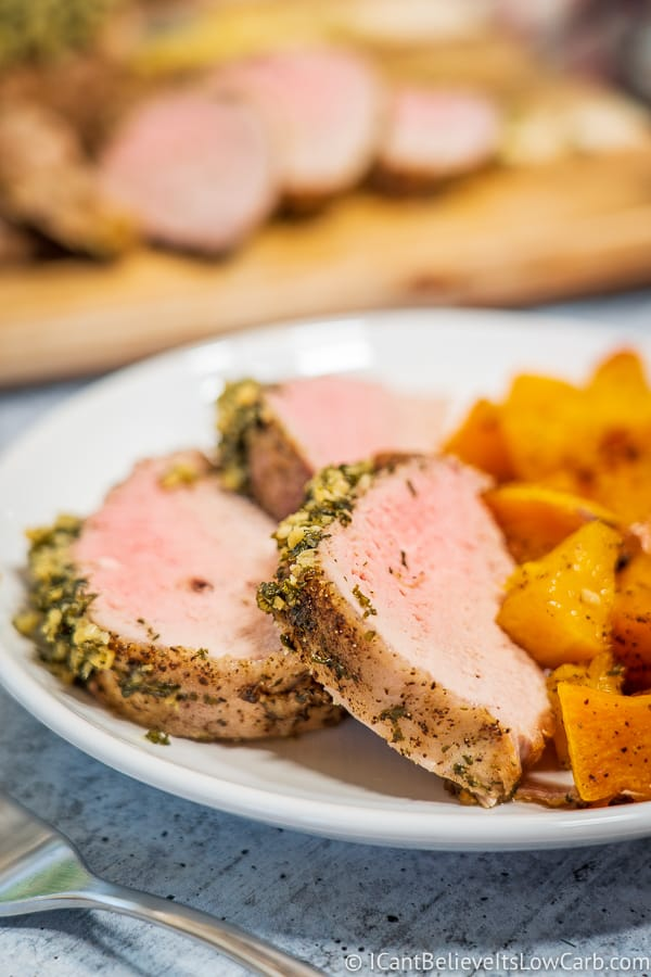 Easy Baked Pork Tenderloin Recipe