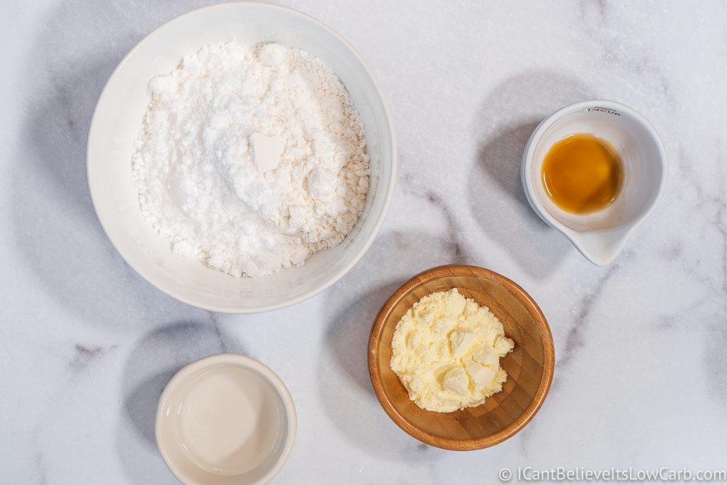 mixing Bocha Sweet and Swerve Sweeteners