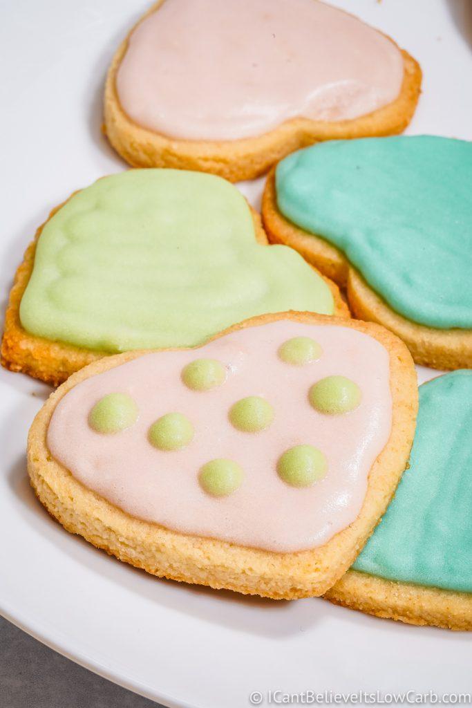 Coconut Flour Sugar Cookies