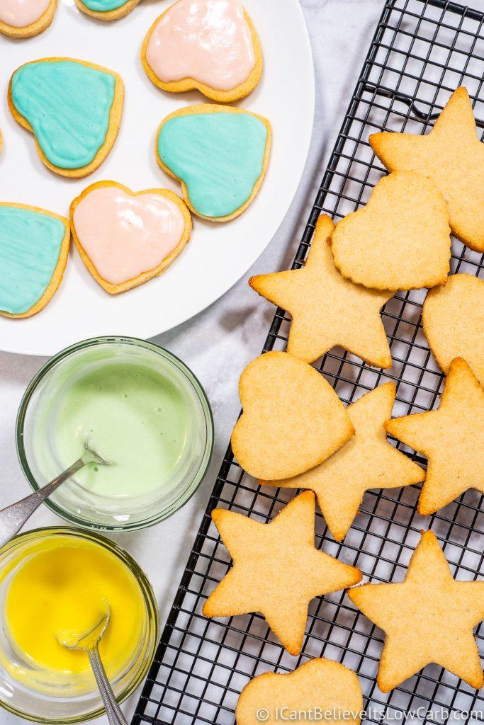 Easy Keto Sugar Cookie Recipe