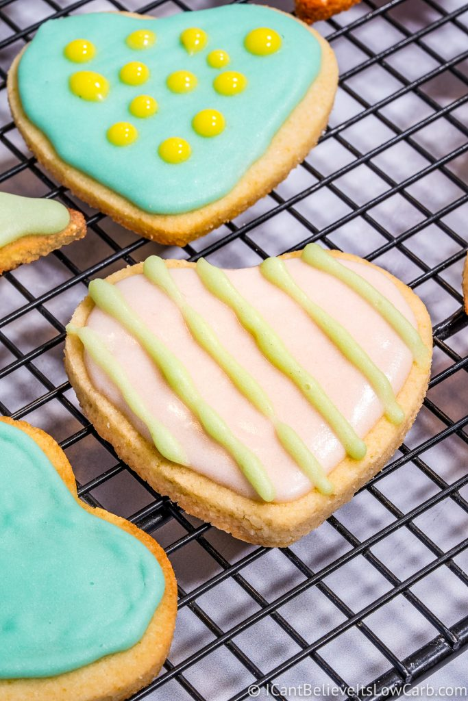 Sugar-Free Cut Out Cookies