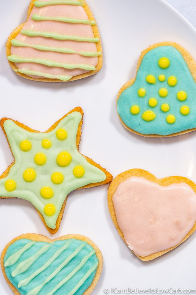 Easy Sugar-Free Cut Out Cookies