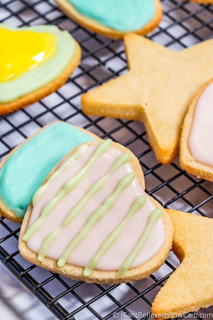 Keto Sugar Cookies Recipe