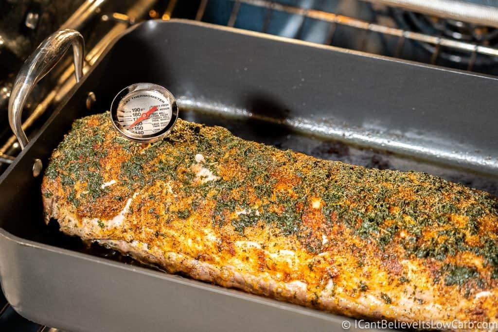 Ideal temperature for Pork Loin Roast