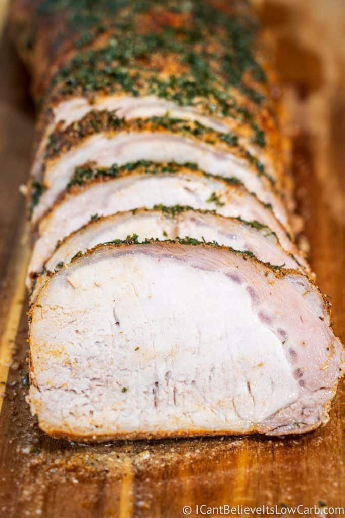 Pork Roast in the Oven
