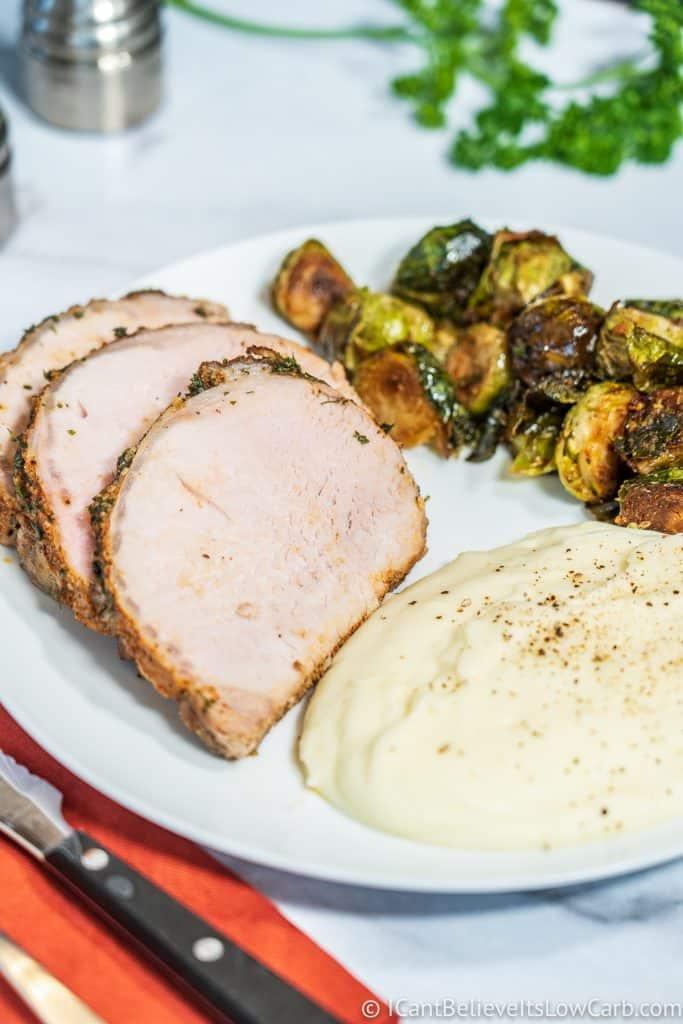 Easy Roast Pork Loin Recipe