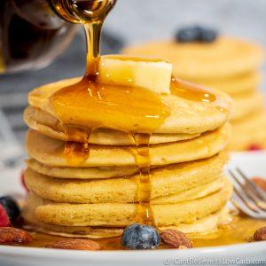 Easy Almond Flour Pancakes recipe