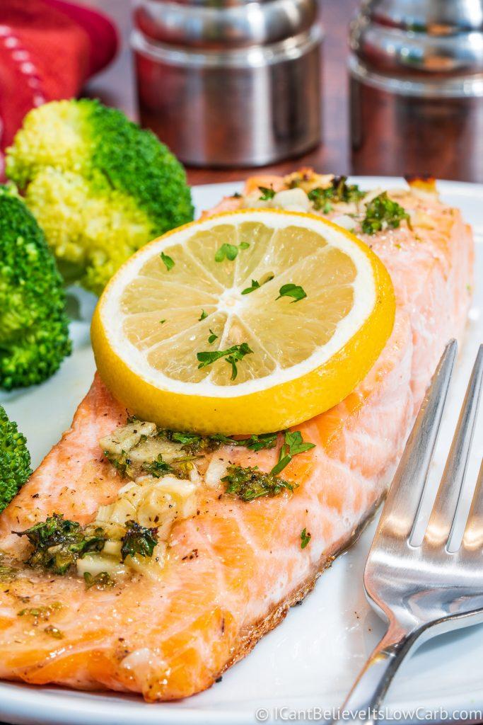 Best Oven-Baked Salmon