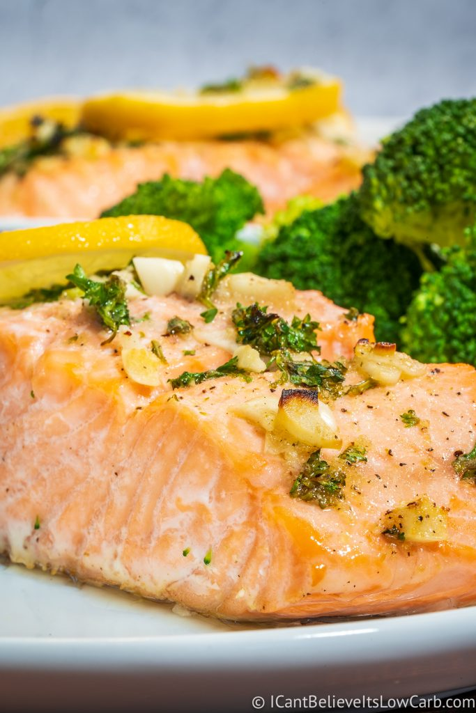 The Perfect Baked Salmon recipe