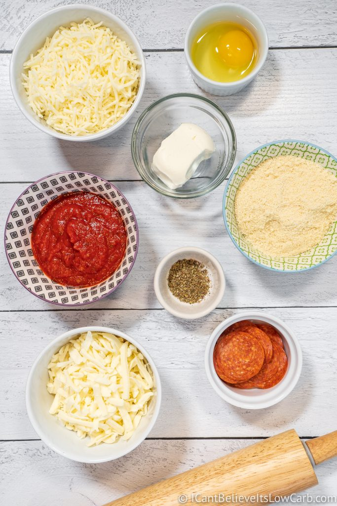 Fathead Pizza Crust Ingredients