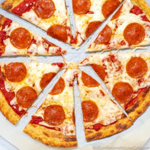 Fathead Pizza Crust Recipe