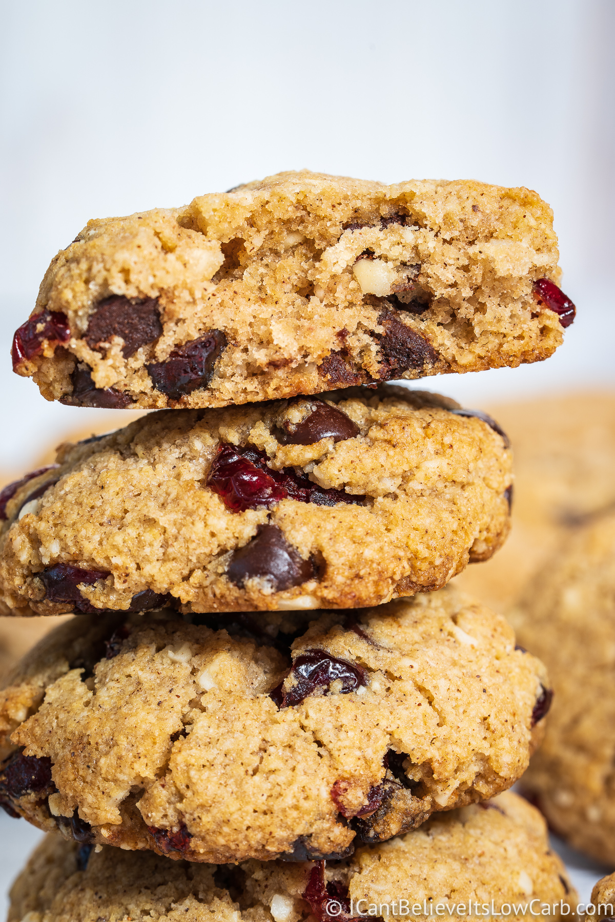 Taking a bite out of Keto Oatmeal Cookies