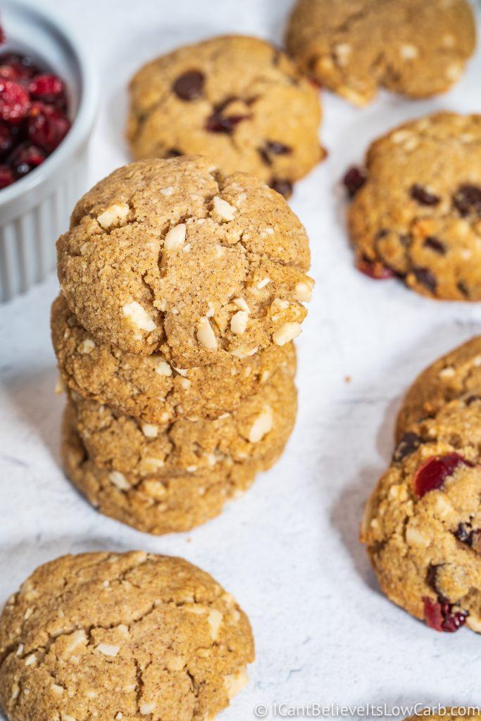 Easy to make Diabetic Oatmeal Cookies recipe