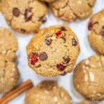 Keto Oatmeal Cookies recipe