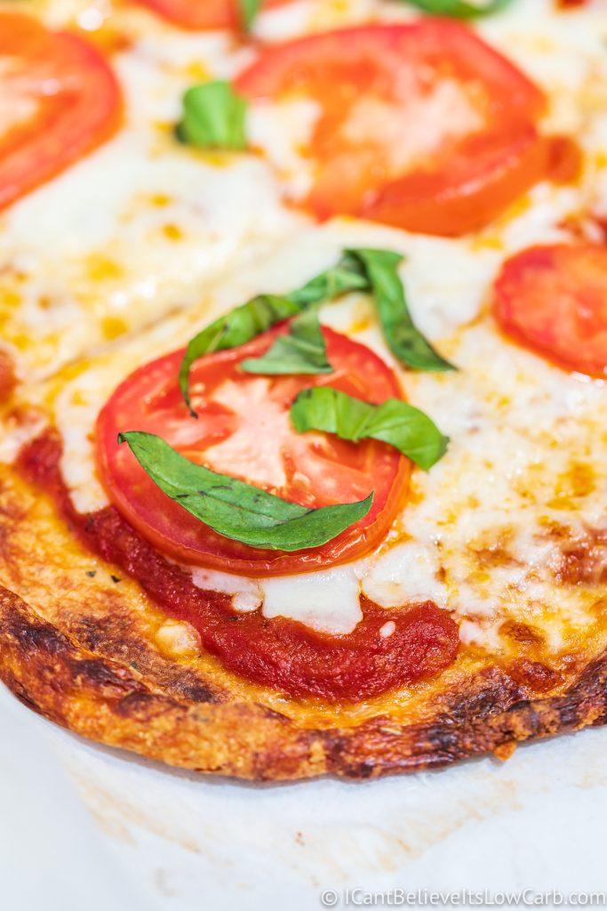Keto Pizza Crust Recipe
