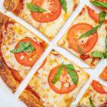 Keto-friendly Pizza crust