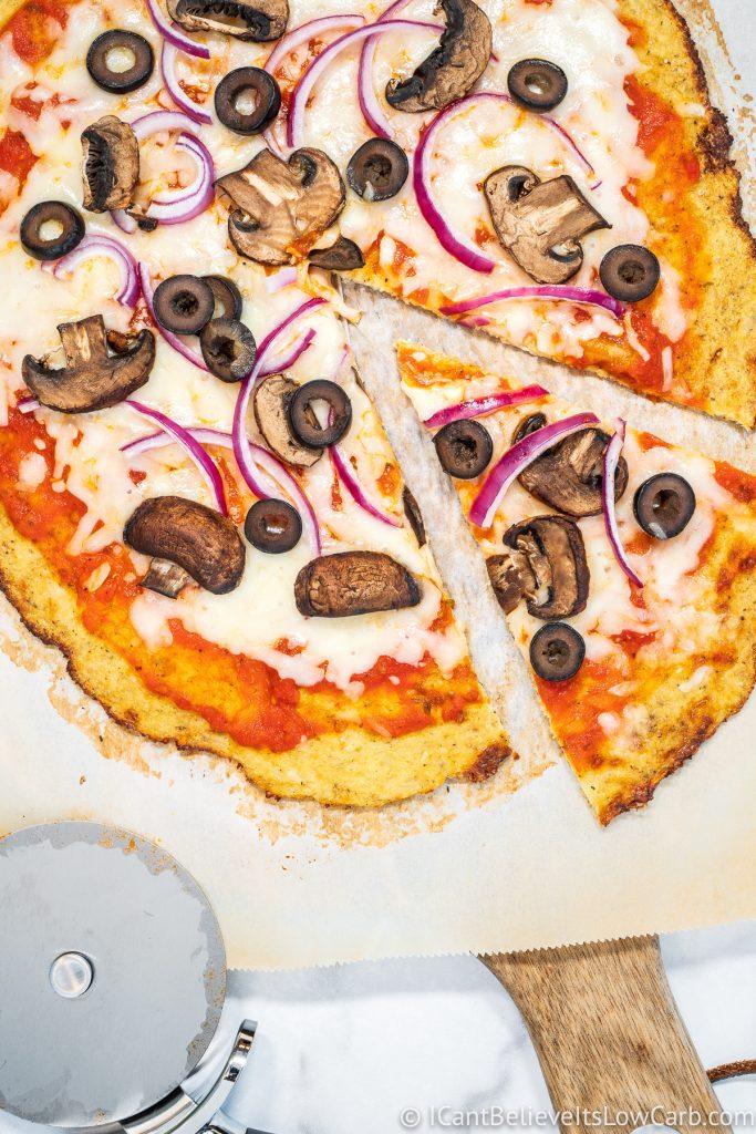Best Cauliflower Pizza Crust Recipe