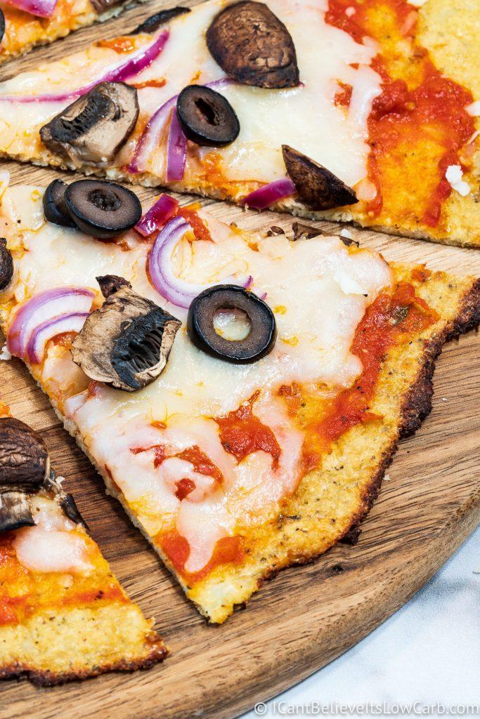 How to make Cauliflower Pizza