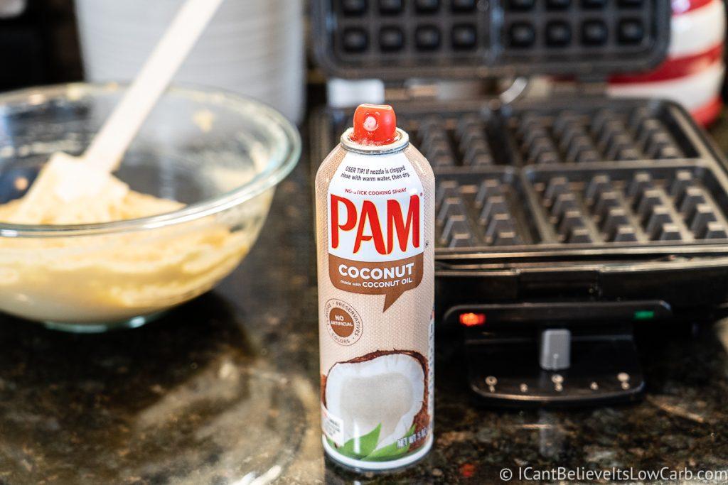Pam coconut oil spray