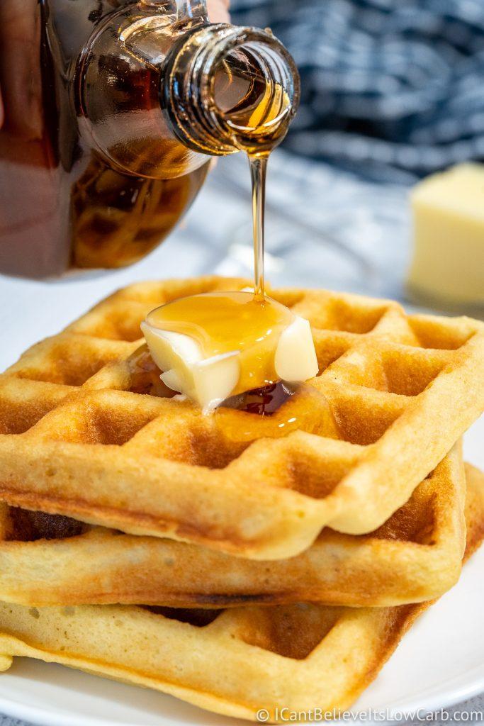 Best Keto Waffles Recipe