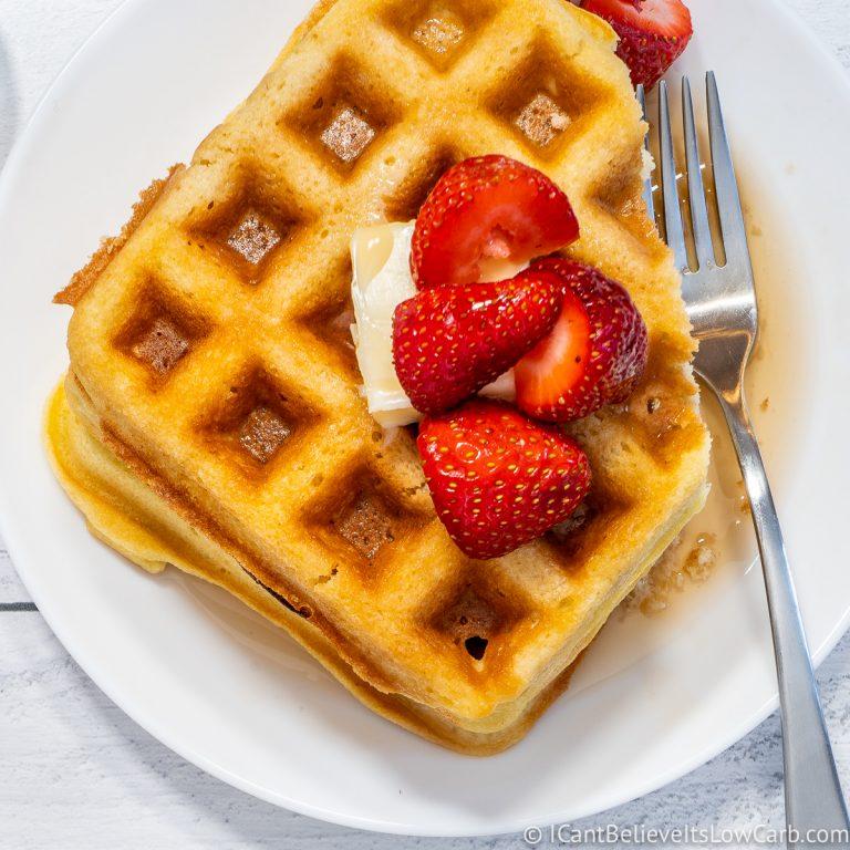 Best Keto Waffles