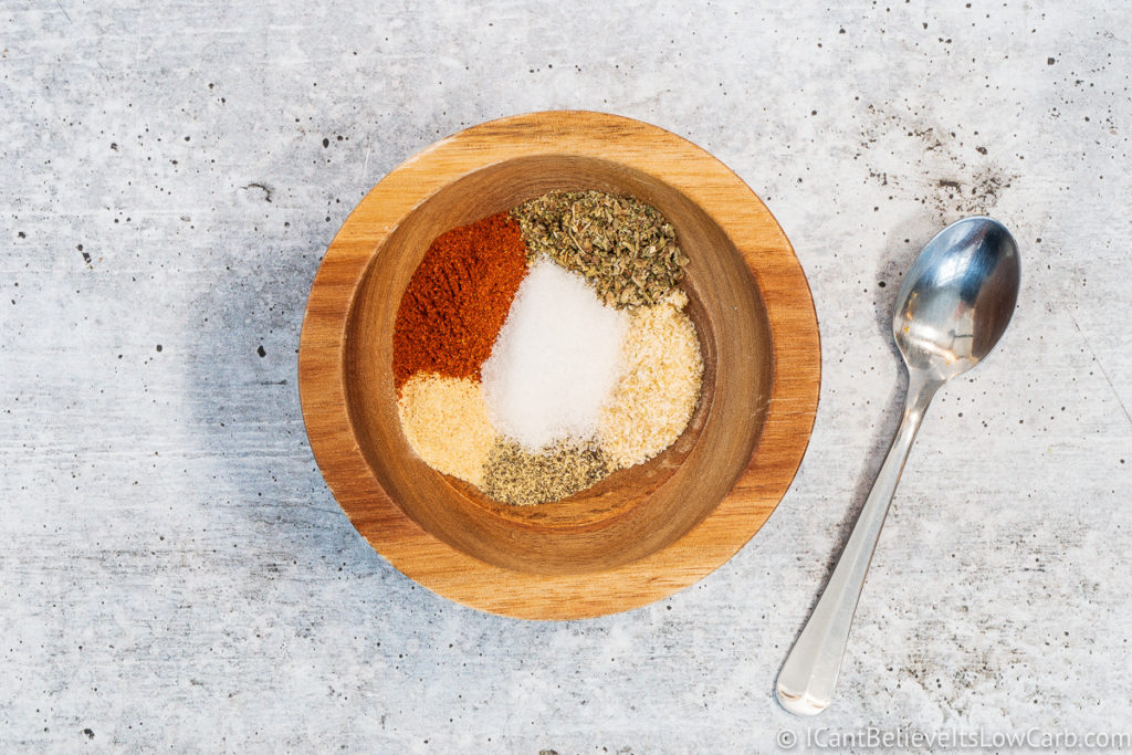 Spices for Instant Pot Chicken Thighs