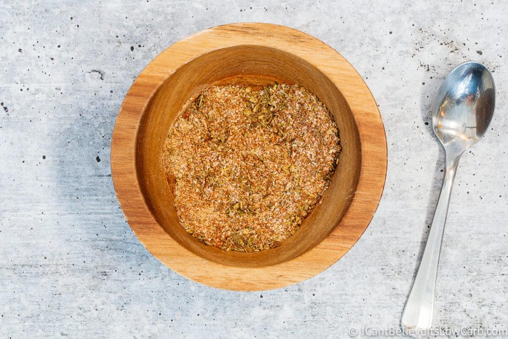 Instant Pot Chicken Thighs seasonings
