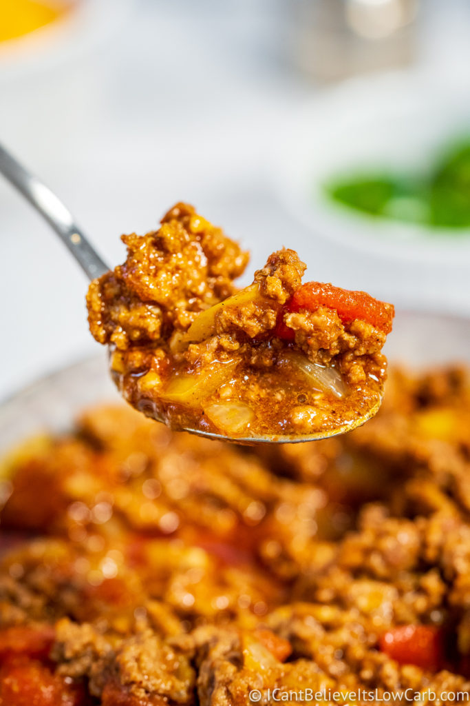 Best Keto Chili Recipe
