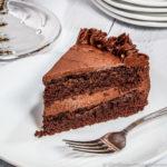 Low Carb Almond Flour Keto Chocolate Cake
