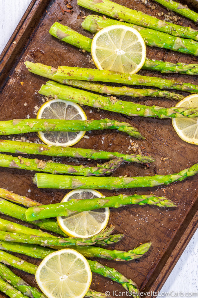 Cook Asparagus in the Oven