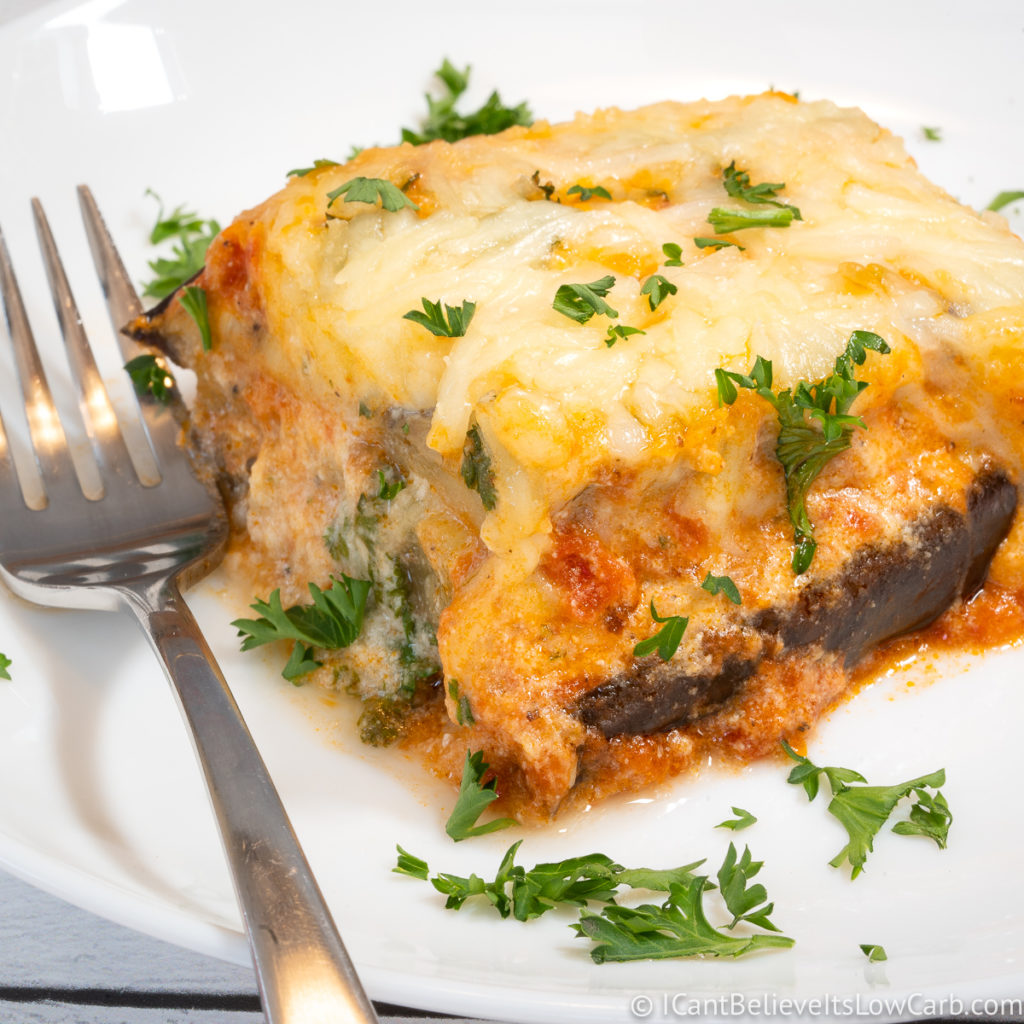 Best Eggplant Lasagna Recipe